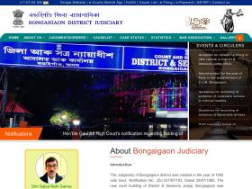 bongaigaonjudiciary.gov.in