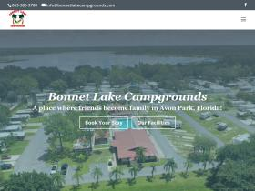 bonnetlakecampgrounds.com