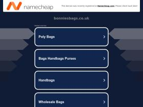 bonniesbags.co.uk