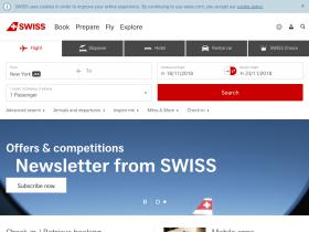 booking.swiss.com