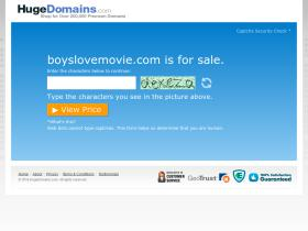 boyslovemovie.com