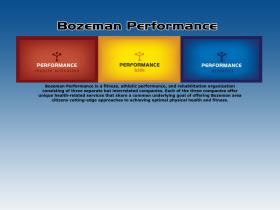 bozemanperformance.com