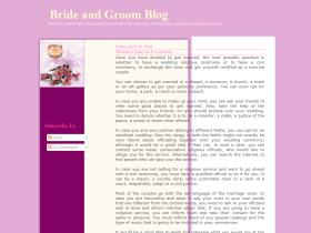 bride-and-groom.blogspot.com