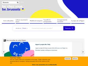 brussel.irisnet.be