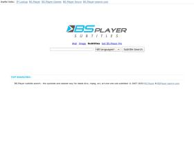 BSPlayercom  The media player movie player YouTube