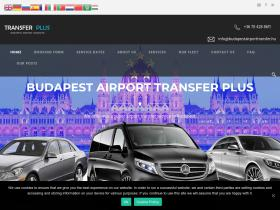 budapestairporttransfer.hu