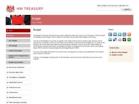 budget.treasury.gov.uk