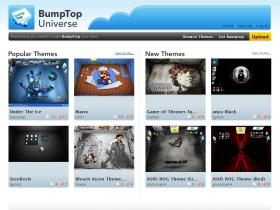bumptop.customize.org