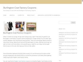 burlingtoncoatfactory-coupons.com
