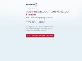 businessaccountservices.com