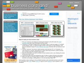 businesscardland.com