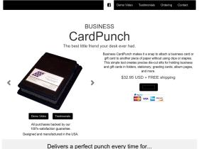 businesscardpunch.com