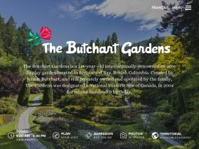 butchartgardens.com