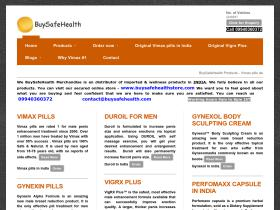 25 similar sites like buy vimax in delhi vimaxx org