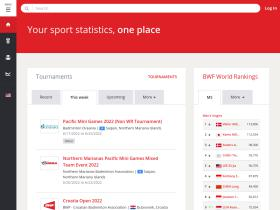 bwf.tournamentsoftware.com