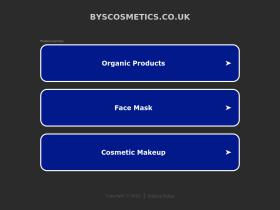 byscosmetics.co.uk