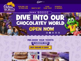 cadburyworld.co.uk