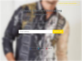 cahayamentarimarketing.com