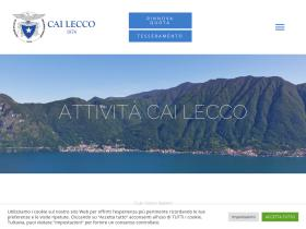 cai.lecco.it