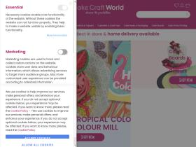 cakecraftworld.co.uk