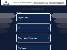 calculateyourincometax.com