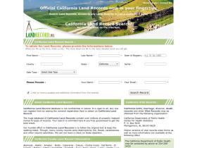 california.landrecord.ws
