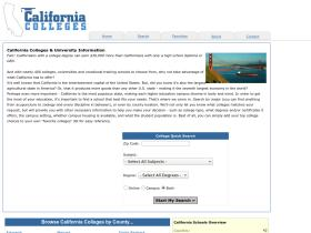 californiacolleges.com