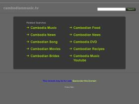 cambodianmusic.tv
