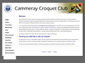 cammeray-croquet.org.au