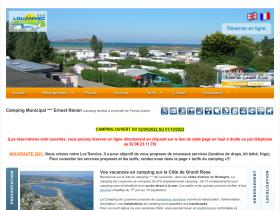 camping-louannec.fr