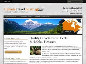 canadatravel.co.nz