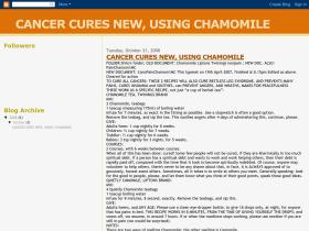 cancerandpainscurechamomile.blogspot.com