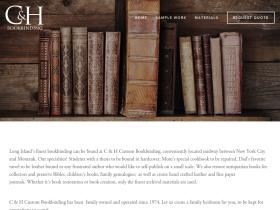 candhbookbinding.com