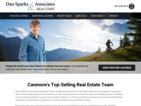 canmorehomes.com