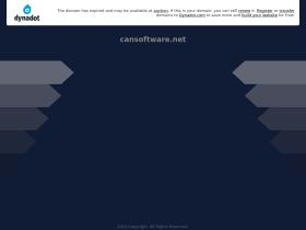 cansoftware.net
