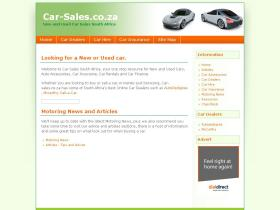 car-sales.co.za