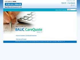 carequotebi.balic.in
