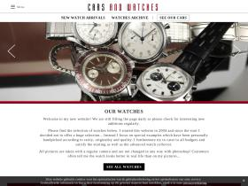 carsandwatches.com
