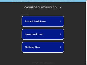 cashforclothing.co.uk
