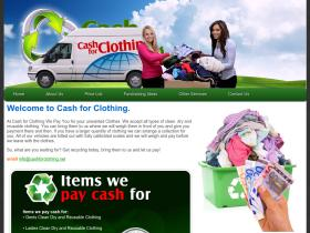 cashforclothing.net