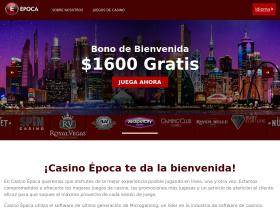 casinoepoca.com