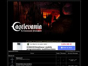 castlevania-france.actifforum.com