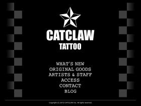 catclaw-tattoo.com