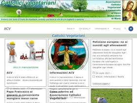 cattolicivegetariani.it