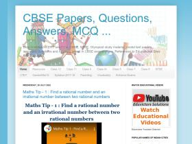 cbse-notes.blogspot.in