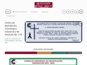 cbtis179.edu.mx