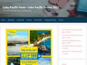 cebupacificfares.com