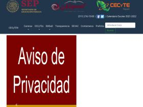 cecyten.edu.mx