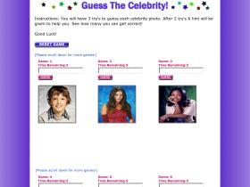 celebrityguessinggame.com