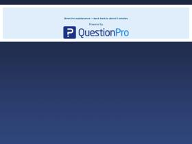 celebritysurvey.questionpro.com